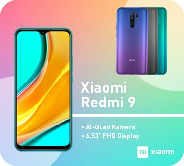 Xiaomi Redmi 9 4+64GB